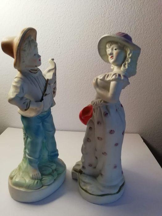 Bonecos casais decoração Cascais - imagem 1