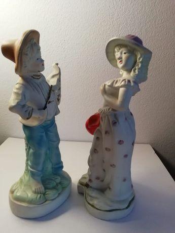 Bonecos casais decoração
