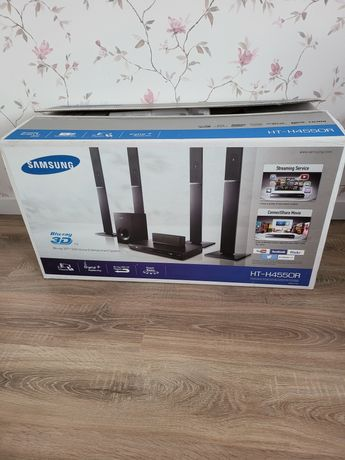 Kino domowe Samsung HT-H4550R Blu-ray ,3D super stan!