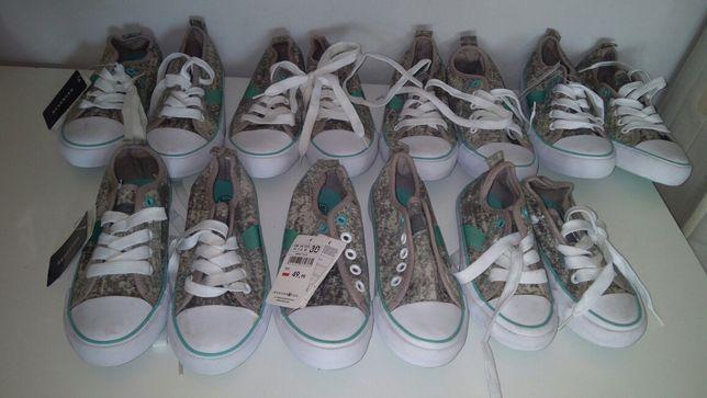 Buty trampki tenisówki 26,27,30,31,32,33 nowe Reserved