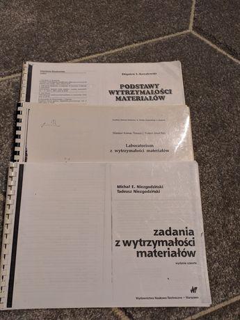 Podstawy wytrzymałości materiałów - Kowalewski;+ Niezgodziński, Nałęcz