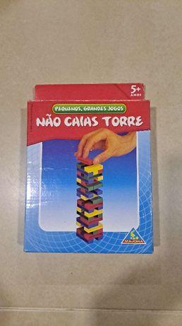 Jogo Não Caias Torre NOVO