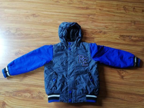 Dla chłopca kurtka Reserved 110 cm.