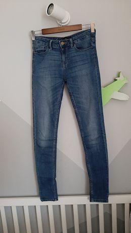Spodnie jeansy dżinsy