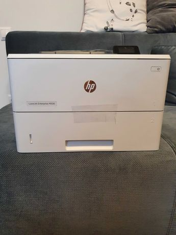 Drukarka HP LaserJet Enterprise M506dn. Faktura VAT.