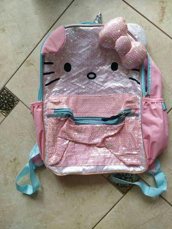 Рюкзак Kitty Hello. Рюкзак для дівчинки. Рюкзак для девочки.
