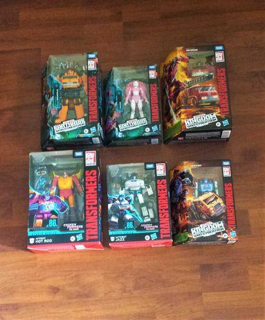 Lote de 5 figuras Transformers , Figuras completamente NOVAS