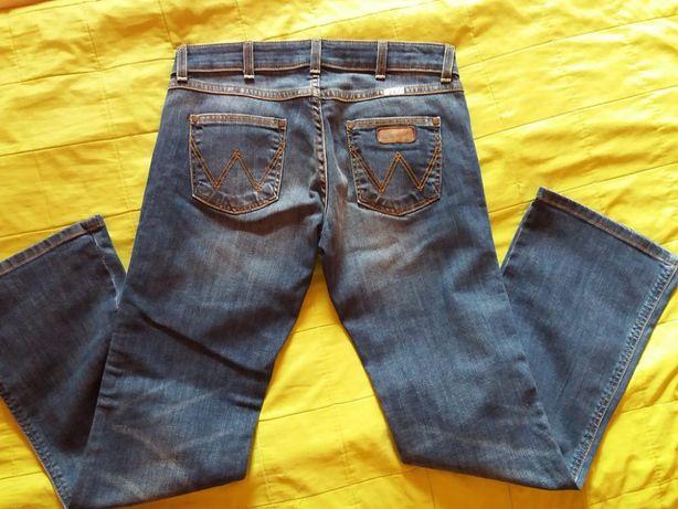 damskie spodnie wrangler W26 L30