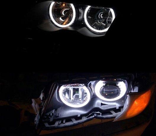 Ангельские глазки Cotton Angel eyes Led BMW E30,E34,E39,E46,E38,E53