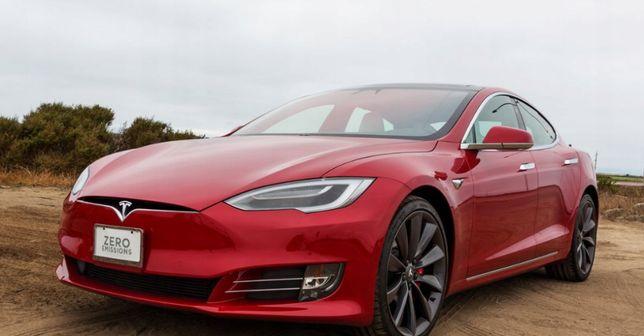 Tesla Model S Model X нові б/у Купить запчасти Разборка