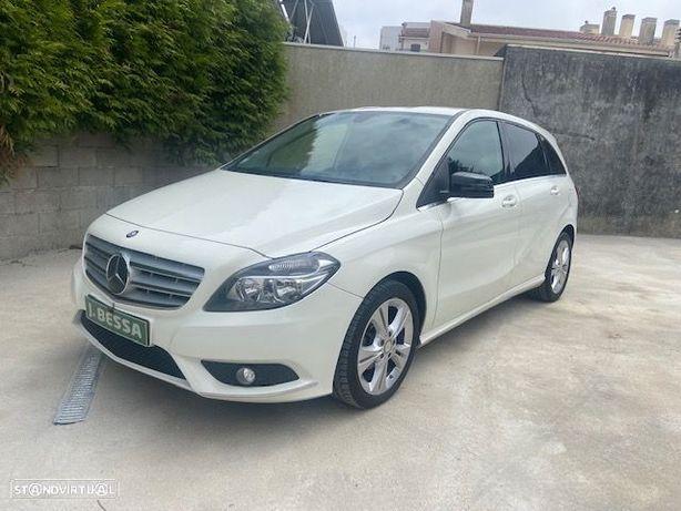 Mercedes-Benz B 160 CDi BlueEfficiency