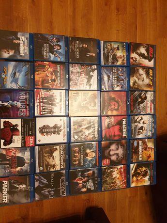 Filmy Blu-ray w bardzo dobrym stanie