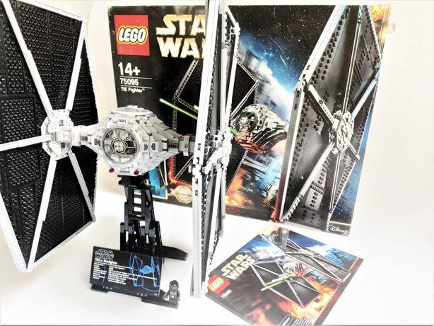 Lego Star Wars UCS 75095 TIE Fighter (100% полный) звездные войны