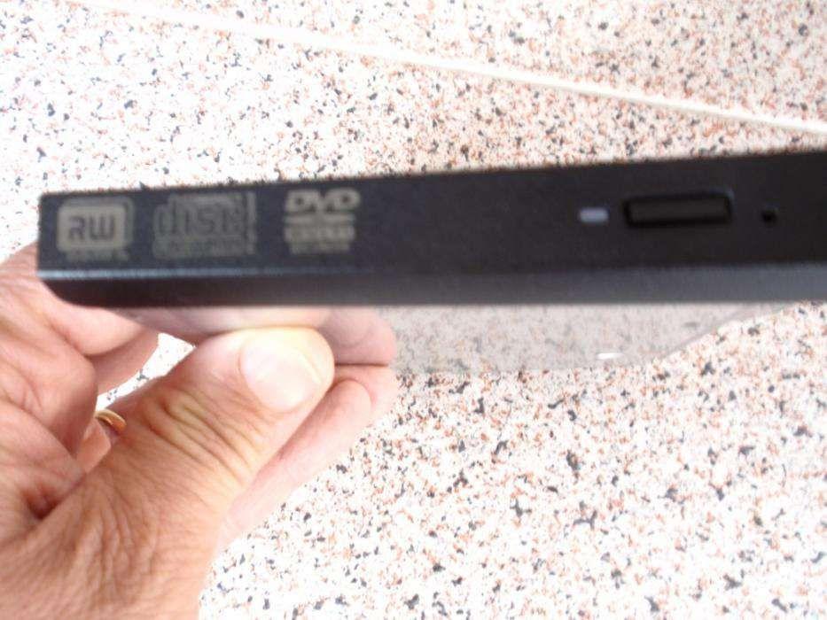leitor/gravador cd/dvd hp portátil pavilion dv 6000