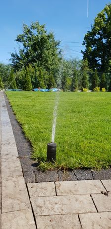 Usługi glebogryzarką, zakładanie ogrodu, automatyczne nawadnianie