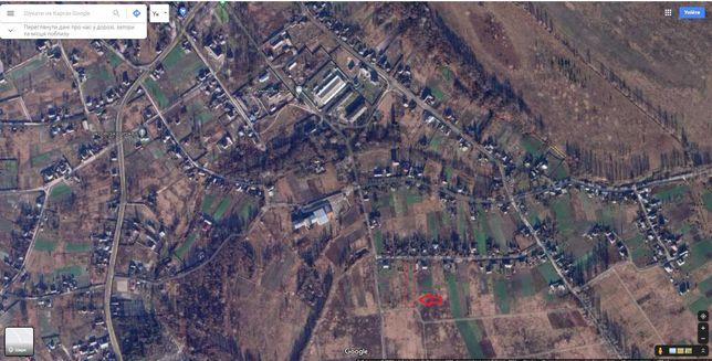 Продается участок 29 соток земли в с. Воропаев Вышгородского р-на