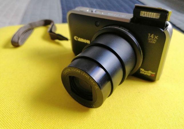 Aparat Canon Power Shot sx210is