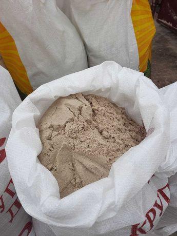 Песок в мешках (43-45 кг)! Низкая цена! Доставка! Стройматериалы!