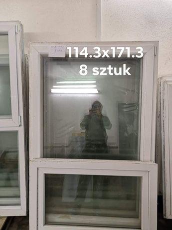 Okna różne rozmiary