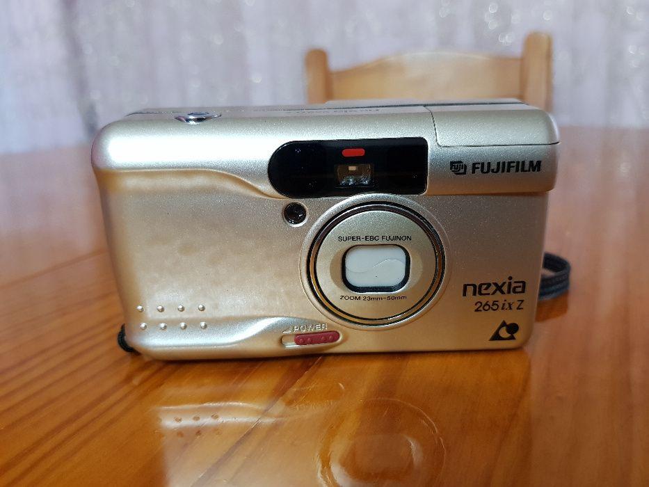 Camera Fujifilm Nexia 265ix Zoom - 23-50mm + Cinta + Case + Rolo