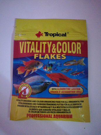 Vitality & Color płatki - sklep SKALAR