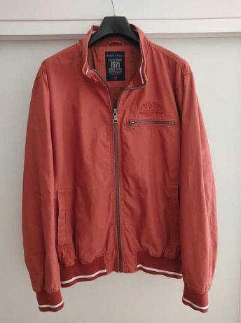 Casaco/Blusão vermelho Angelo Litrico (C&A), tamanho XXL