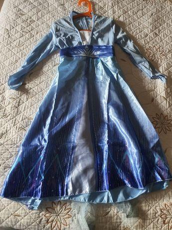 Vestido Elsa 130 cms