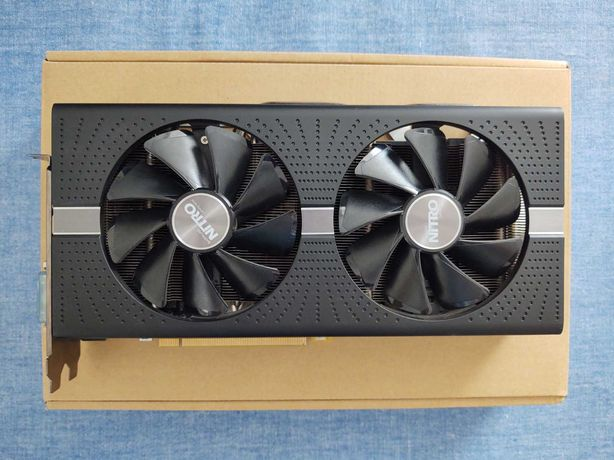 WYDAJNA karta AMD Radeon RX580 4GB od Sapphire (najlepsza wersja)
