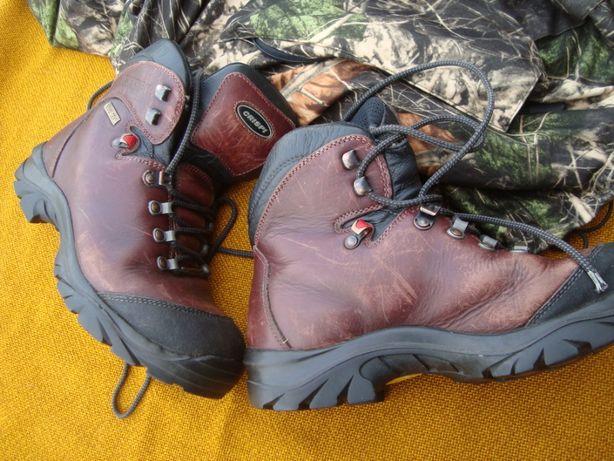 buty górskie Grispi HTG-Gore Tex roz 39 - 26 cm-Super spody vibram