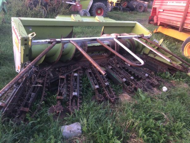 Części przystawka kukurydzy