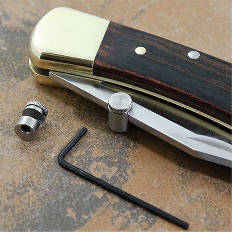 Шпенёк для однорукого открывания ножа Buck 110, Opinel или другого
