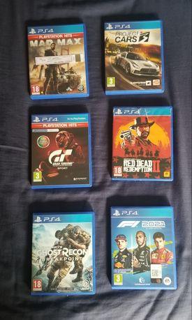 Jogos Playstation 4