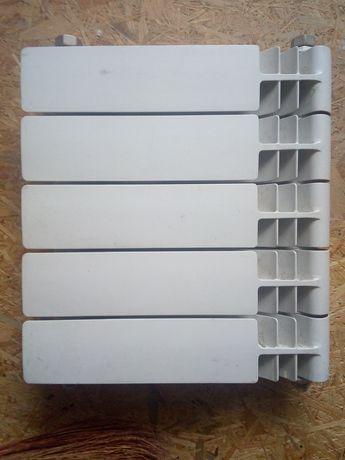 Алюминиевые радиаторы Industrie Pasotti, высота 38 см,