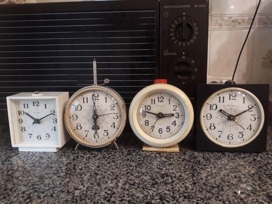 Часы будильник Севани Янтарь Винница - изображение 1