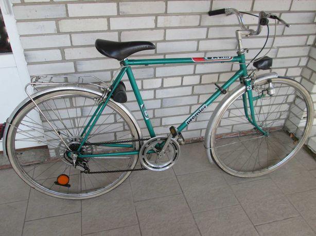 Велосипед шоссейный ESKA Premier Favorit Чехия оригинальное состояние