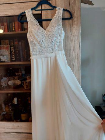 Suknia ślubna od projektantki