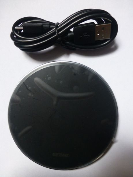 Bezprzewodowa ładowarka Qi KUULAA 10W dla iPhone Samsung LG Xiaomi LG