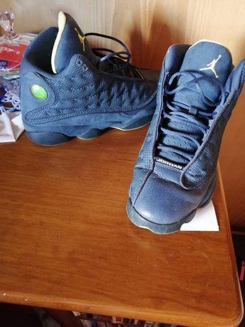 Air Jordan 13 Squadron Blue