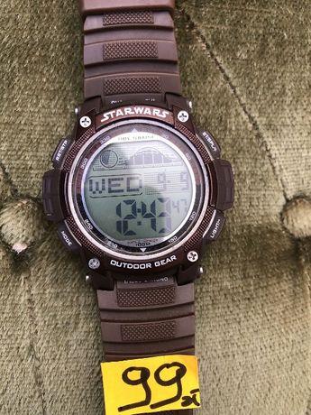 Zegarek Star Wars Brązowy !