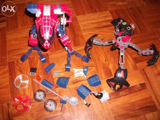 Brinquedos Lego e Mega Bloks