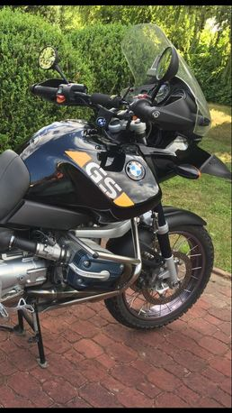 BMW GS 1150 Adventure