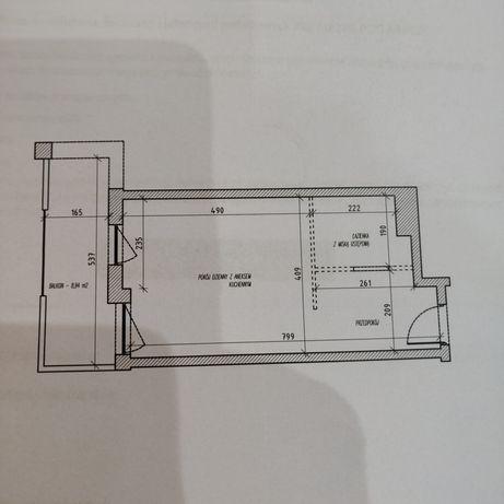 Nowe Mieszkanie kawalerka 31 M2 Gdańsk Osowa ul Diany 40