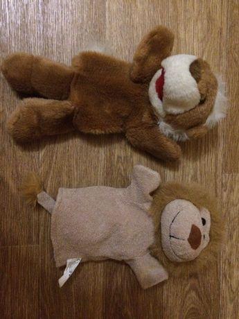 Продам мягкие игрушки для кукольного театра