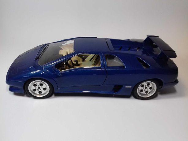 Burago 1:18 -  Lamborghini Diablo 1990 - Muito Bom!