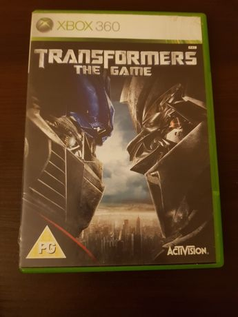 Transformers The game xbox 360