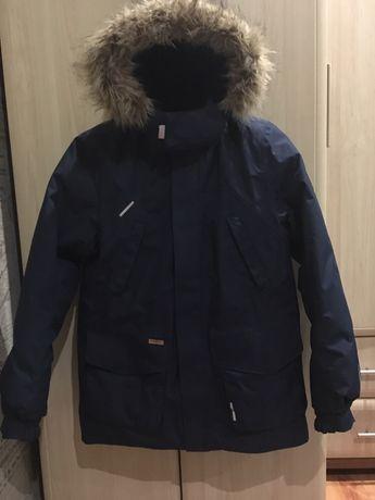 Куртка пуховик-парка Reima ReimaTec+ Serkku рост 152(158см)