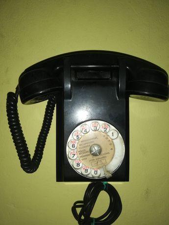 Antigo telefone de parede em bacliite em bom estado