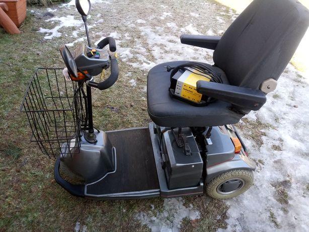 Wózek skuter elektryczny