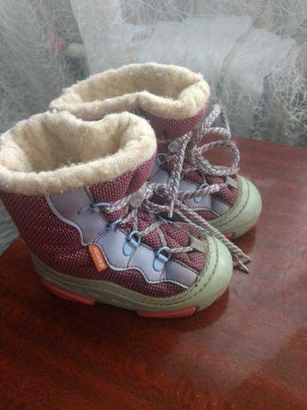 Зимние ботиночки Демары 22-23