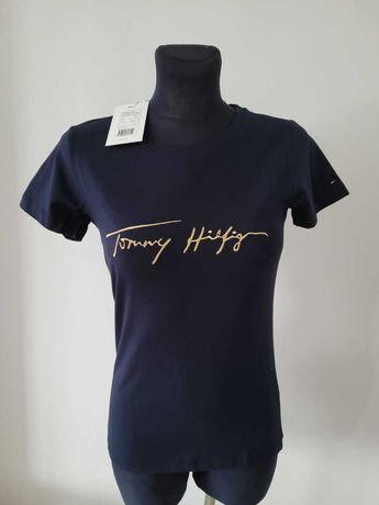 Koszulka T-shirt damska Tommy Hilfiger  S M L XL
